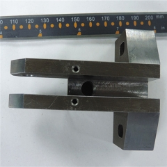 Automation equipment milled part