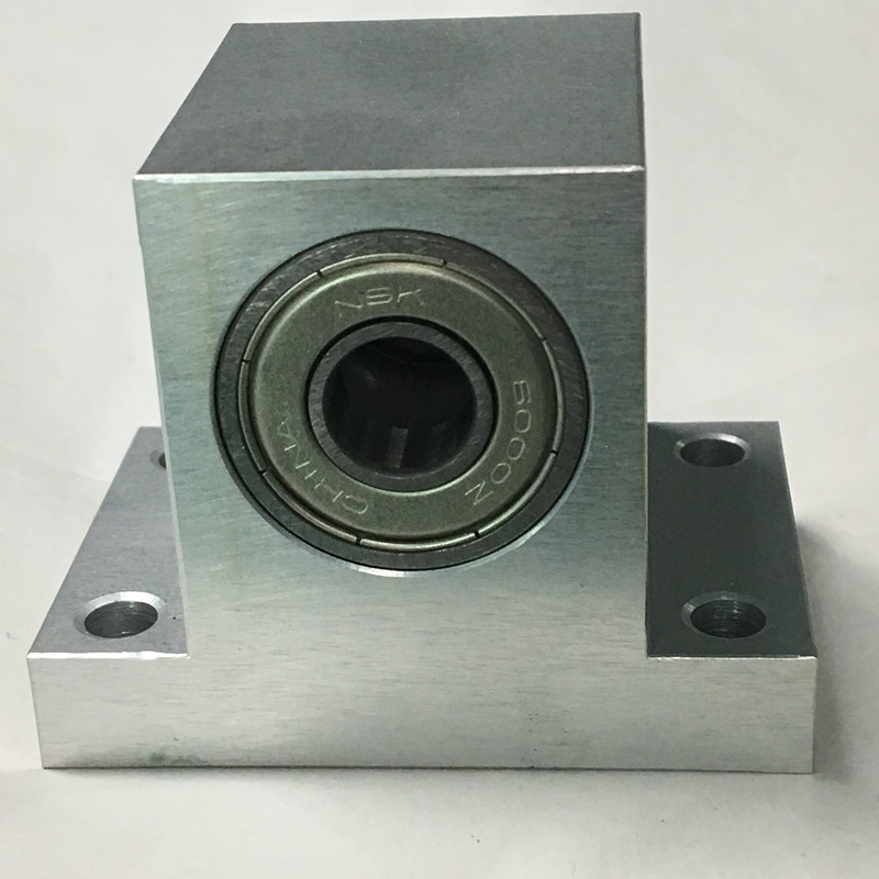 Steel material milled part